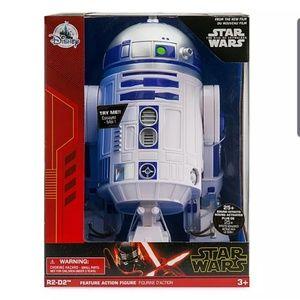 BRAND NEW- R2-D2 Talking Figure – 10 1/2''